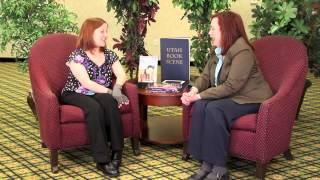 Sarah M. Eden interview for Utah Book Scene, LDStorymakers 2013