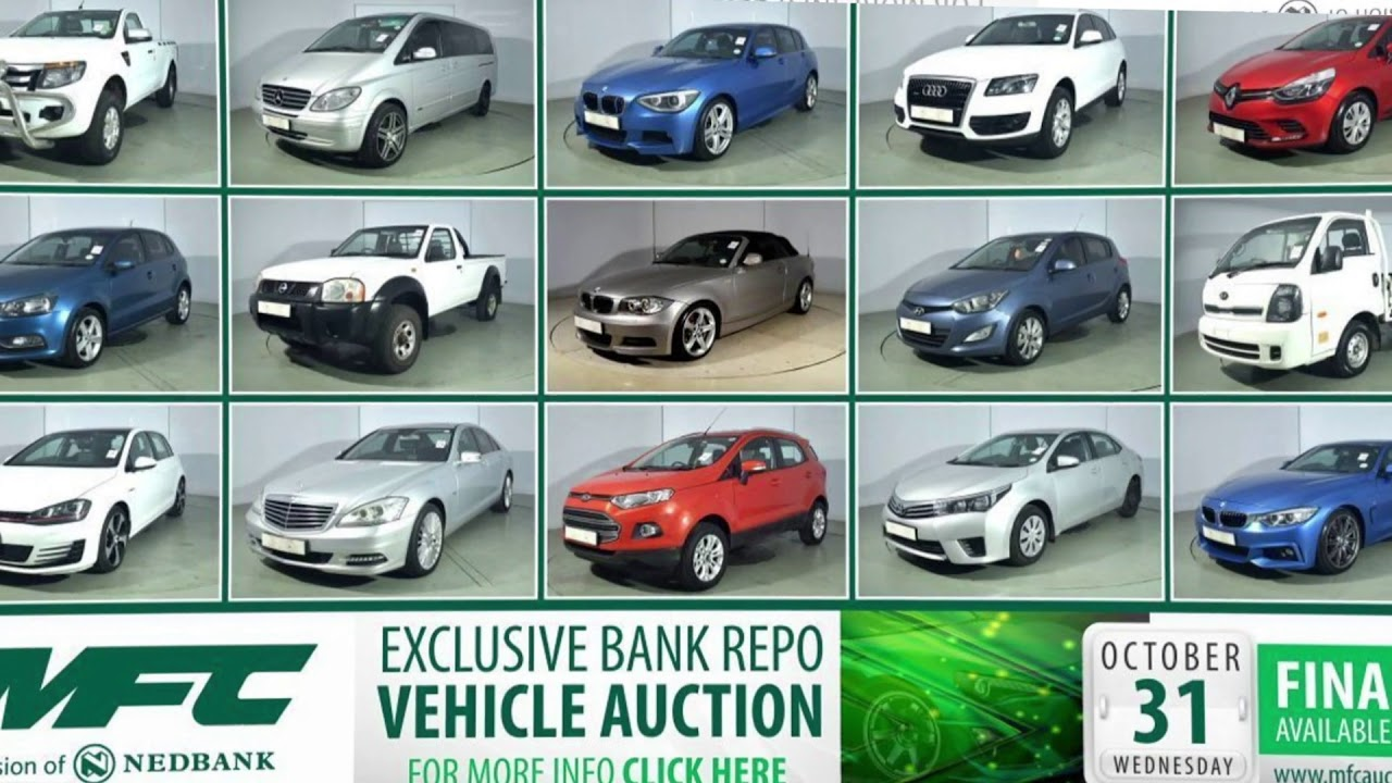 Mfc Bank Repo Vehicle Auction 31 October Youtube
