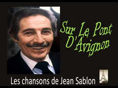 Jean Sablon - Sur Le Pont D' Avignon