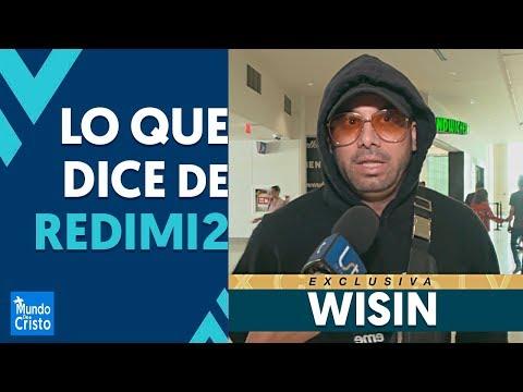 Hijos de Wisin asisten a concierto de Redimi2, esto dijo al respecto | La Resistencia en RD