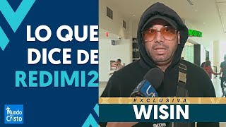 Children of Wisin attend Redimi2 concert, this said about it | Resistance in RD