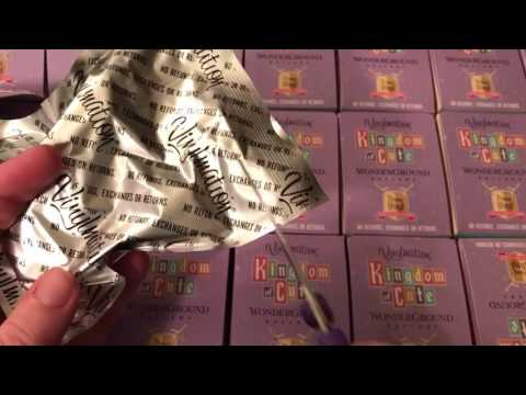 UNBOXING A WHOLE CASE OF KINGDOM OF CUTE VINYLMATION! PART 2