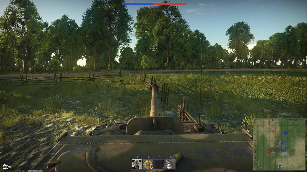 simulator war thunder
