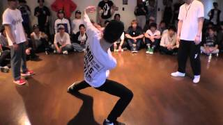 YOSHIKI&GENTA VS DOWNTOWN BOUNCE FINAL / HiJump!! vol.12