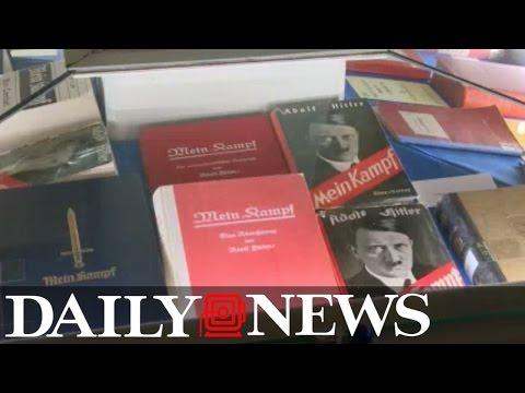 Hitler's 'Mein Kampf' becomes best-seller in Germany