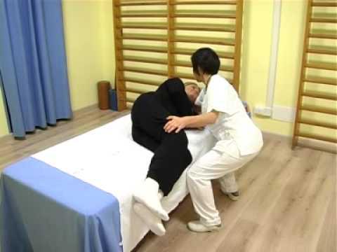 Come aiutare una persona a trasferirsi dal letto alla c doovi - Mobilizzazione paziente emiplegico letto carrozzina ...