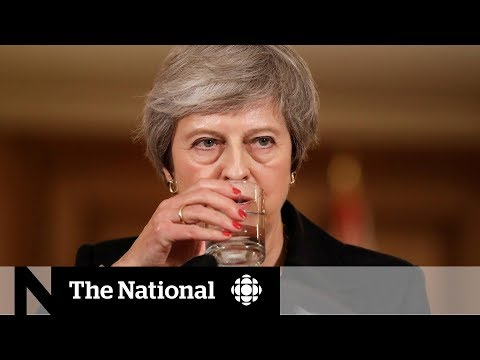 CBC News: The National: British ministers quit amid chaotic Brexit process