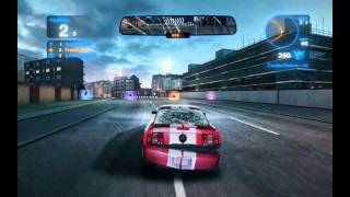 Blur Gameplay #1 [PC] [HD]