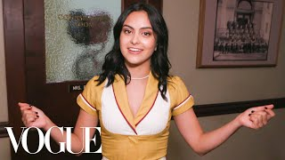 Camila Mendes Gets Ready on the Riverdale Set | 24 Hours With | Vogue thumbnail