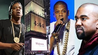 4:44 Tidal ad JAY Z or KANYE WEST NEW ALBUM