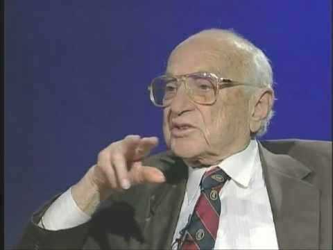 Milton Friedman Interview with Dallas Fed President Richard W. Fisher