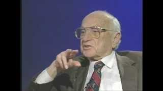 Cover images Milton Friedman Interview with Dallas Fed President Richard W. Fisher