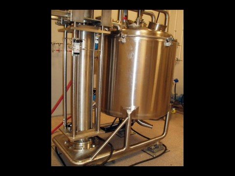 Filor Industries  - 105 Gallon Triple Shaft Mixer