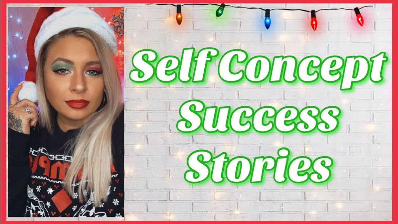 Self Concept Success Stories | The importance of manifesting a new self concept
