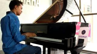 Jeevan ke din piano solo by Arpan (RAJA)