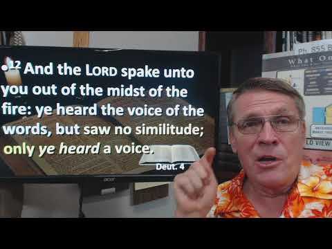 Dr. Kent Hovind Bible study Gen. Day 4- sun moon and stars