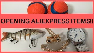 Aliexpress Haul Unboxing  - What Your Customers See