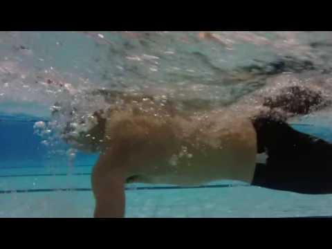 20160805 On Camera: Man Tri Fri Evening Swim with Underwater Swim Analysis (part 2)