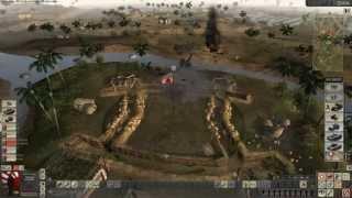 Men of War AS - 1on1 with Desperado - Tag of War demo 2
