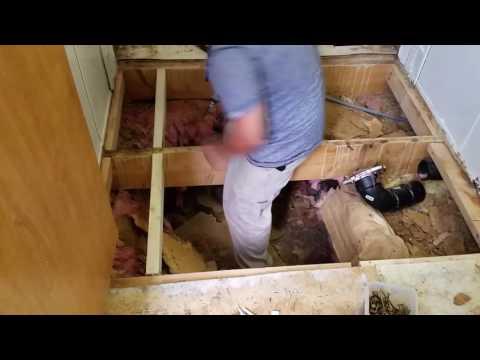Bathroom Repair (mobile Home)