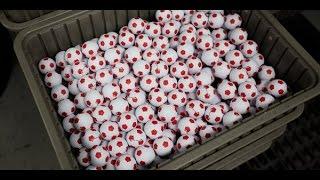 Inside Look at New Chrome Soft Truvis Golf Balls