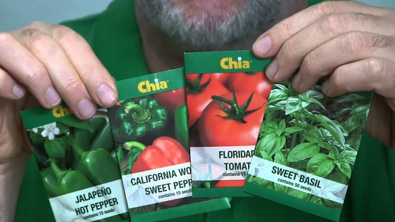 Chia pet herb garden - Chia Chef S Garden Kit Review Is It Spring Yet Epicreviewguys Youtube