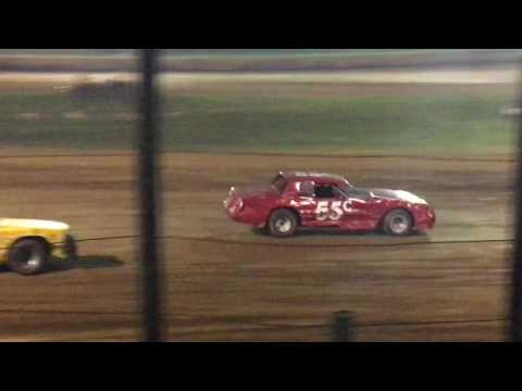 9-3-16 Bomber Heat Race 4 at Lincoln Park Speedway