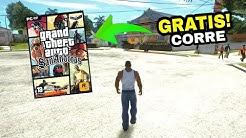 GRATIS ! NUEVO Gta San Andreas para PC 2019 !