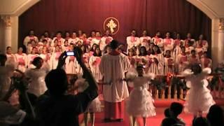 Jil jil Thumbikale - Carol Dance