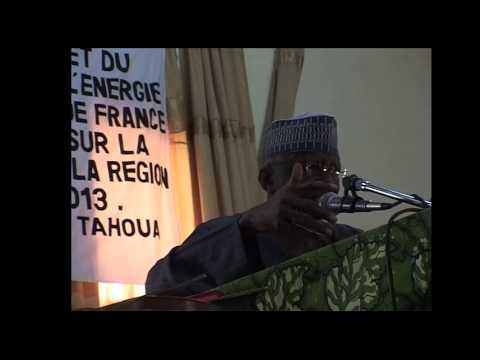 Campagne de sensibilisation du CODDAE sur ITIE à Tahoua Niger