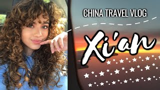 Travel Vlog: Xi'an, China | Veronica Souza