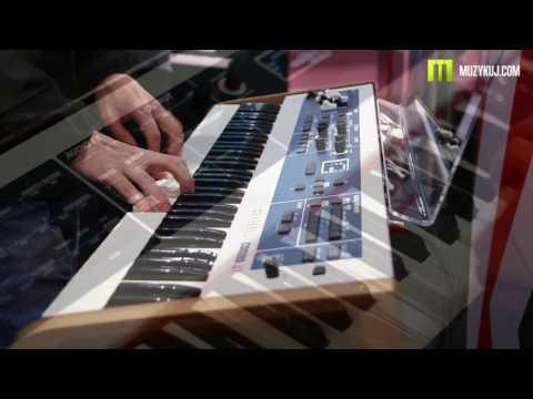 Nagrania dla muzykuj.com – Dexibell J Organ – musikmesse 2017 gra: Kamil Barański www.muzykuj.com