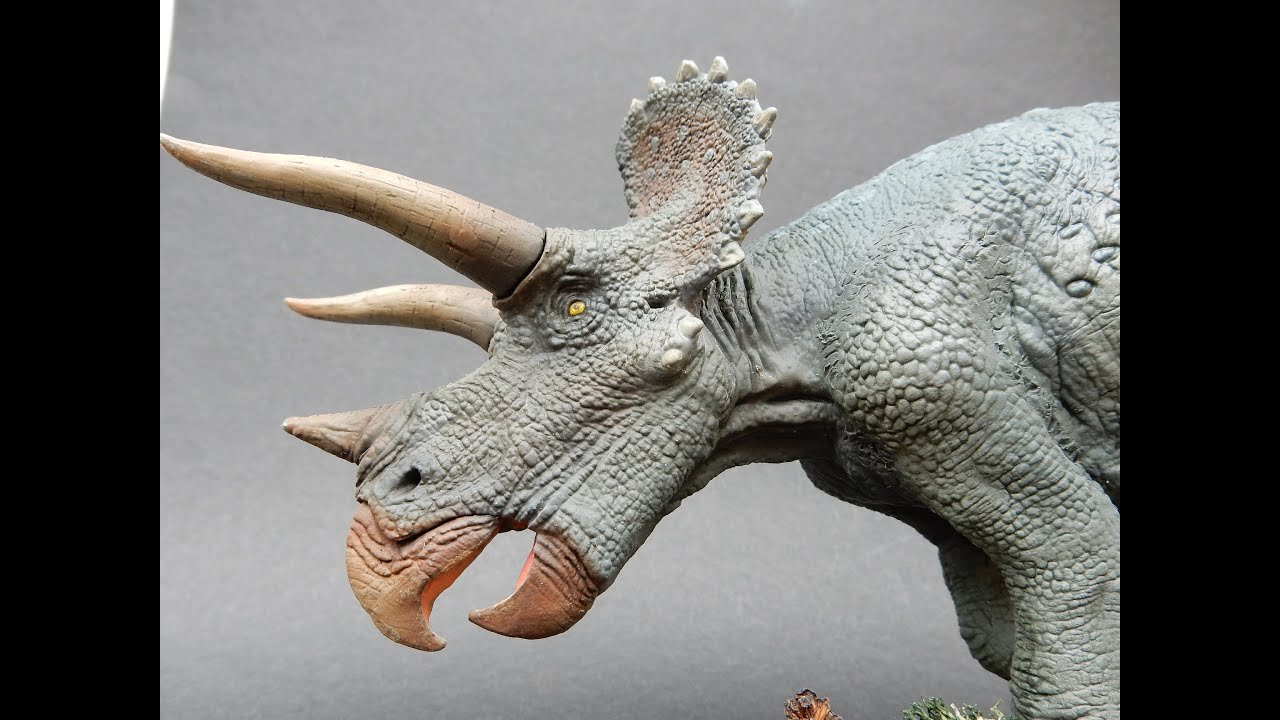 Xenoceratops, New Type of Horned Dinosaur, Is Identified ... |Triceratops Dinosaur