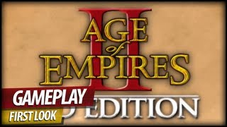 Age Of Empires 2 HD - The Huns Campaign Introduction (Commentary)