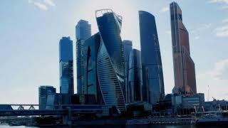 09 VIAJE A MOSCÚ   - LOS RASCACIELOS DE MOSCÚ -  TRAVEL TO MOSCOW   THE SKYSCRAPER OF MOSCOW CITY