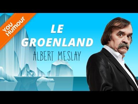 ALBERT MESLAY - Le Groenland