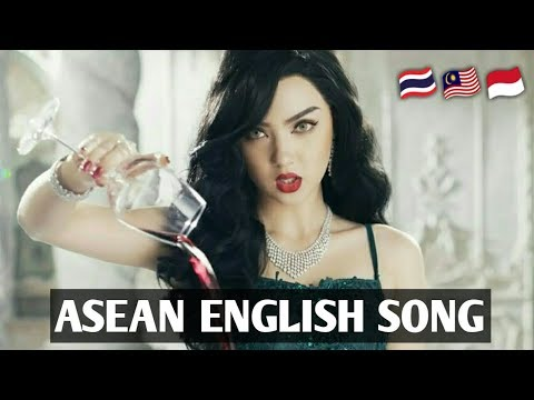 Southeast Asian English Song | Thailand Malaysia Indonesia