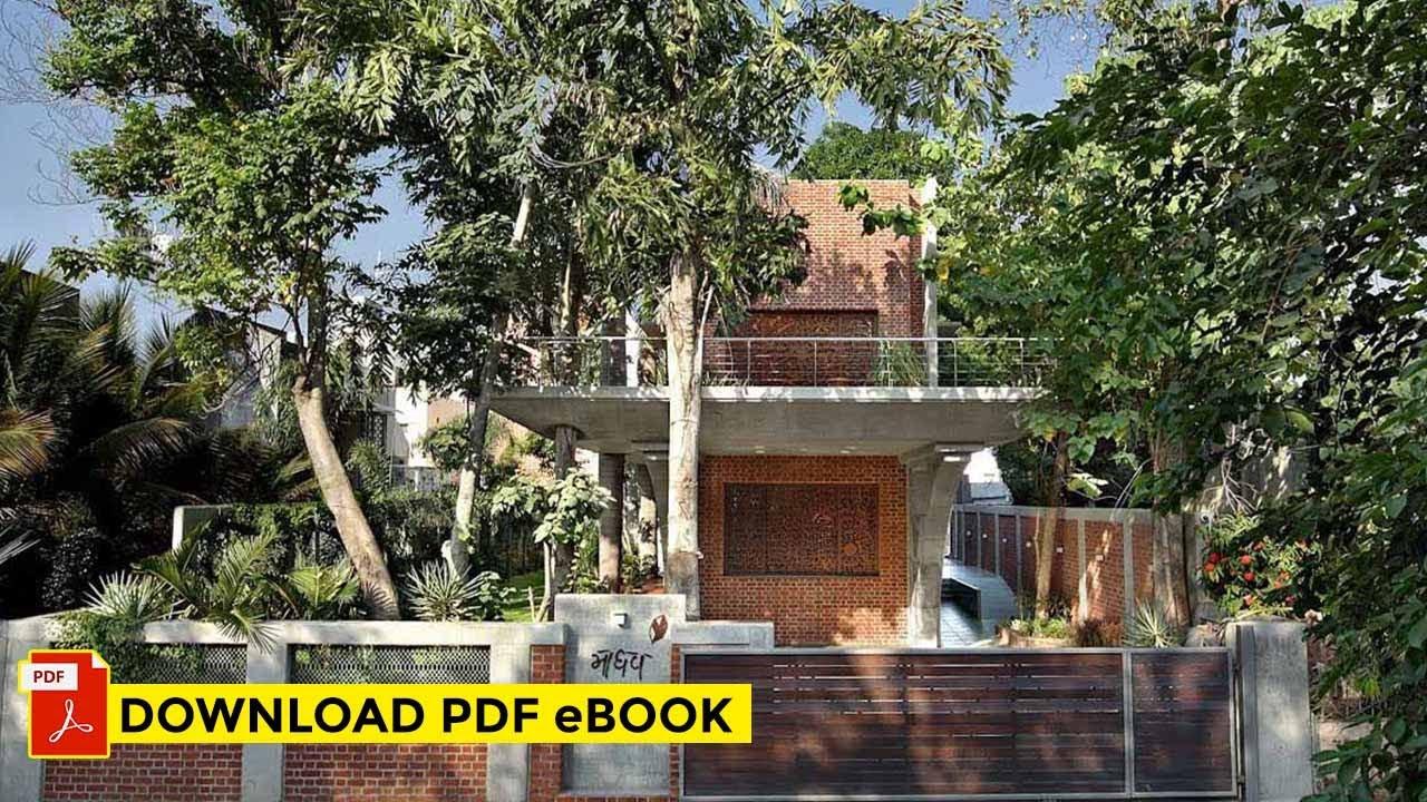 Urban house in vadodara by architect dipen gada youtube for Architecture design for home in vadodara