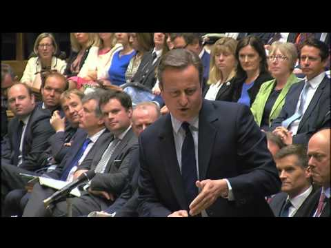 Prime Minister's Questions: 29 June 2016