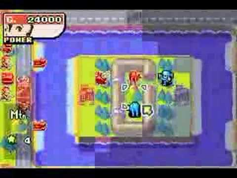 Advance Wars 2 Hacking - Sonja's New CO Power - Complete