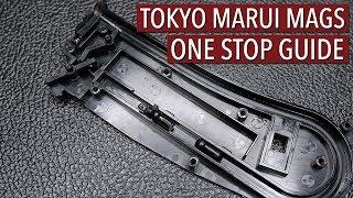 ONE STOP GUIDE to Tokyo Marui Next Gen. Recoil Shock Mags (M4/HK416/SCAR-L) [TUTORIAL]
