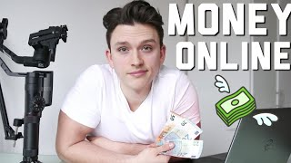 How to make money online in 2019 / A day in the Life