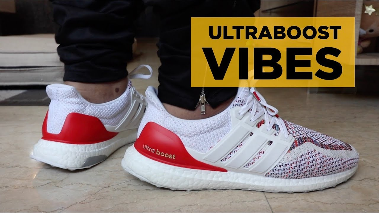 Adidas Ultra Boost Multicolor 2.0 Review