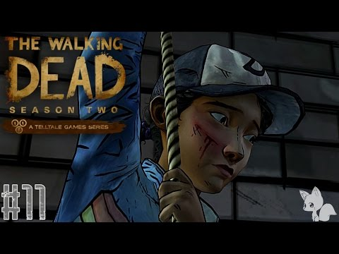 The Walking Dead #11 Nächtliche Flucht [deutsch/german] [Season 2] [Stream]