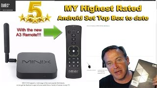 Review: Minix U9-H (5 STARS) Best Open Android Box for KODI