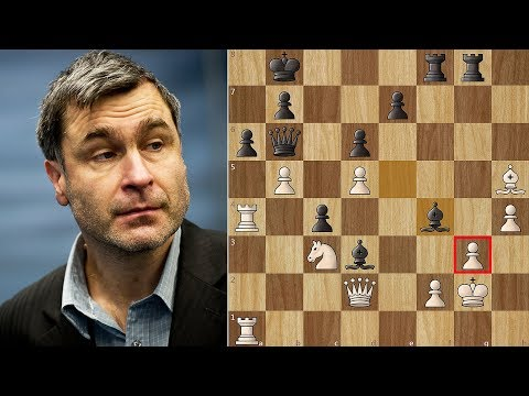 Every World Champion's Worst Nightmare - Carlsen faces Ivanchuk!