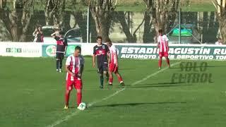 Fútbol LRF | Torneo Apertura | Automoto (Tornquist) 5 - Unión Pigüé 3