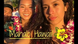 HAWAII TRAVEL VLOG!!