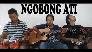 Ngobong Ati ( Wandra ) - Cover Kendang Dan Gitar @RTB Production