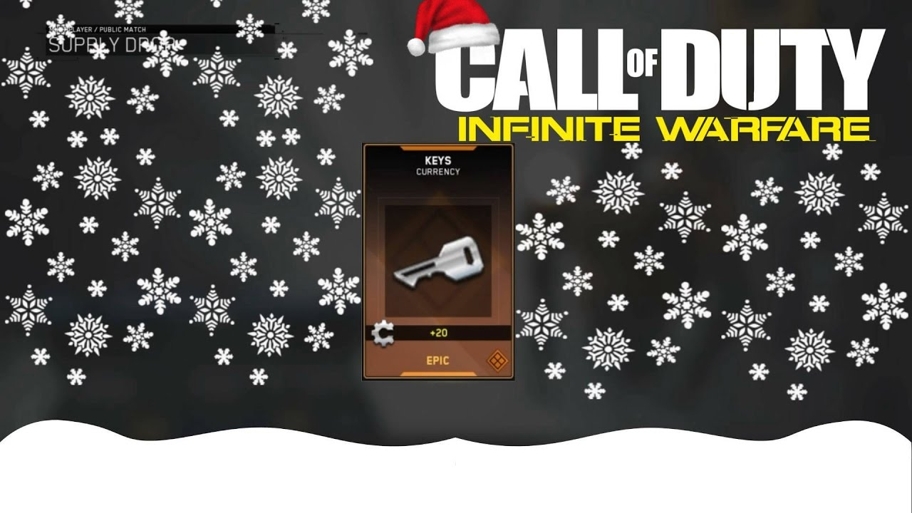 12 Days Of Christmas - Day 2 [New Epic Reward] (COD: Infinite ...
